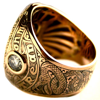 Create A Custom Signet Ring